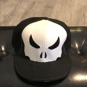 Punisher hat marvel fitted hat